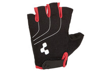 Cube Natural Fit LTD Gants courts noir / blanc / Rouge